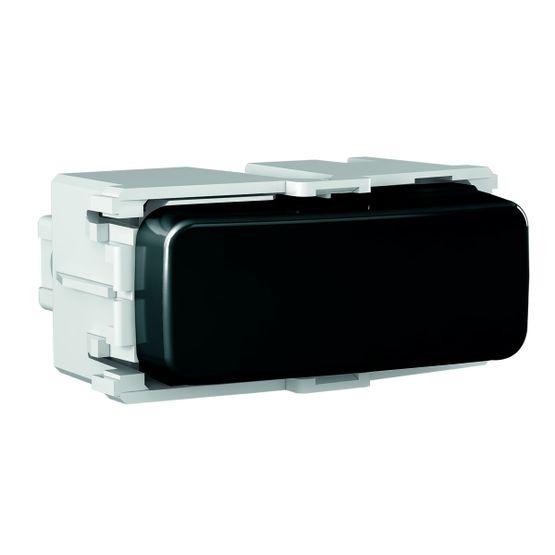 Modulo-Interruptor-Simples-10A-Preto-Compose---Weg_foto1