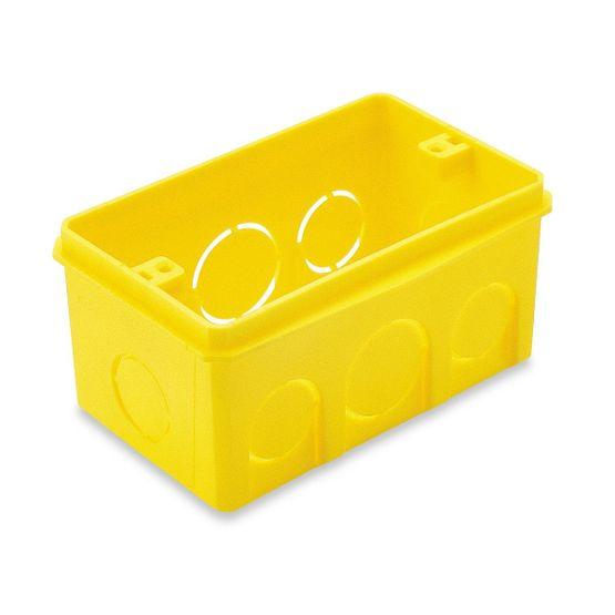Caixa-de-Embutir-4X2-PVC-Amarela-–-Tramontina-foto1