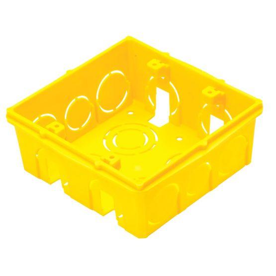 Caixa-de-Embutir-4X4-PVC-Amarela-–-Tramontina-foto1