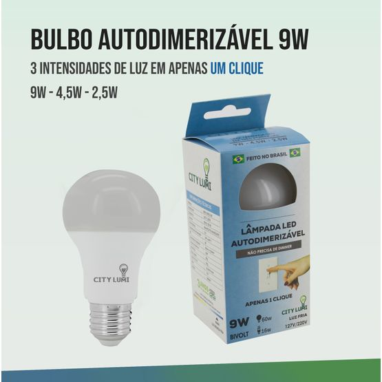 Lampada-Led-Bulbo-3-cores-em-1-Bivolt-E27-9W---City-Lumi-9WA6K-foto1