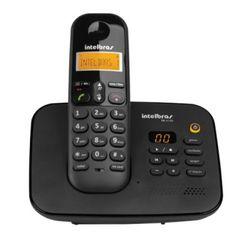 Telefone-Sem-Fio-Digital-Com-Secretaria-Eletronica-TS-3130-Preto-Intelbras_foto1