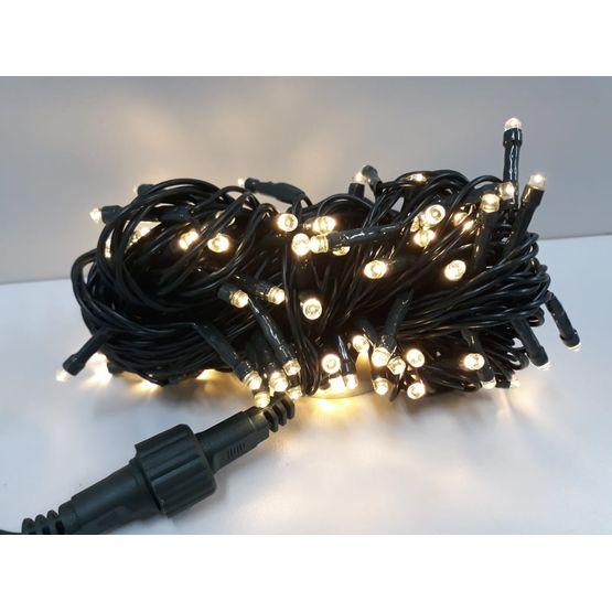 Pisca-Led-Fixo-Fio-Verde-e-Luz-Branca-Quente-com-100-Lampadas-a-Prova-d'-Agua-220V-Brilliant-foto5