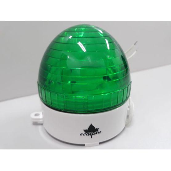 Strobo-6W-Verde-Ecolume-foto1