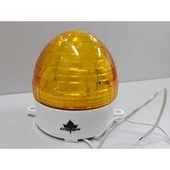 Strobo-6W-Amarelo-Ecolume-foto1