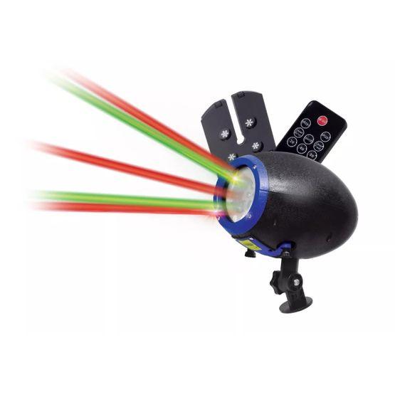 Projetor-Laser-12W-Dancing-Bivolt-Estrutura-Preta-Com-Controle-DECORLASER-foto1