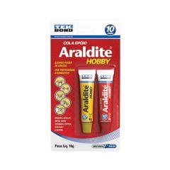 Cola-Araldite-Rapido-Hobby-Incolor-Blister-16gr-Tekbond-foto1
