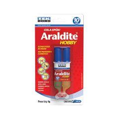 Cola-Araldite-Rapido-Hobby-Incolor-Seringa-6gr-Tekbond-foto1