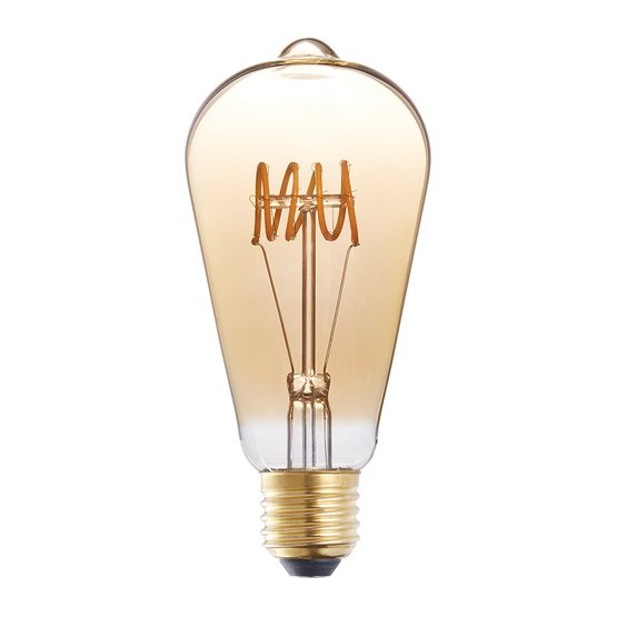 Lampada-Led-Filamento-Vintage-Loop-Twist-ST64-45W-2000K-E27-Bivolt---Brilia