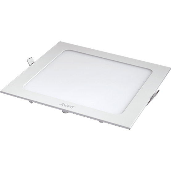 Luminaria-Downlight-Led-Quadrada-12W-6500k-Embutir-Bivolt---Avant