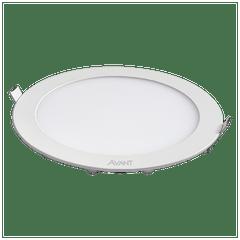 Luminaria-Downlight-Led-Redondo-18W-60006500k-Embutir-Bivolt-225mm---Avant