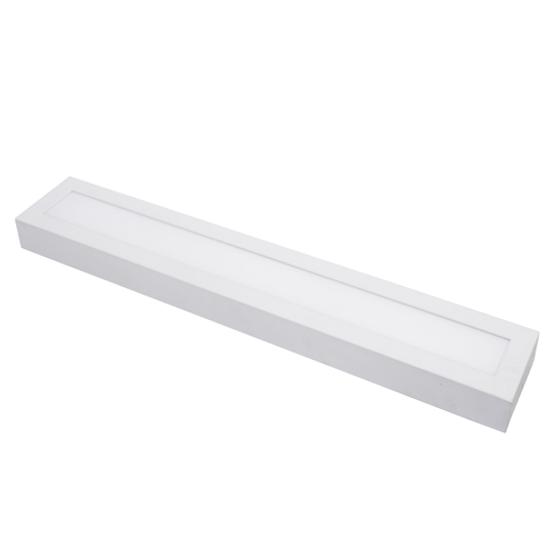 Luminaria-Downlight-Led-Retangular-18W-3000k-Sobrepor-Bivolt-10x60cm---Avant-foto1