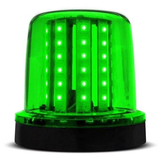 Sinalizador-LED-Verde-12V-128-LEDs-Sem-Ima-AP979---Autopoli