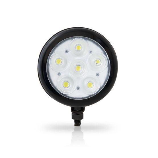 Farol-Auxiliar-Redondo-19-LEDs-Corpo-Preto-Vermelho-12V-AP804---Autopoli