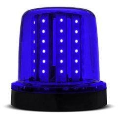 Sinalizador-LED-Azul-24V-128-LEDs-Com-Ima-AP702---Autopoli