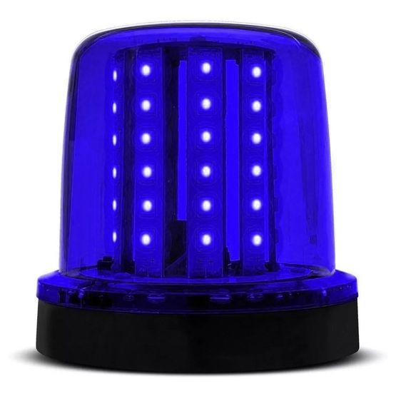Sinalizador-LED-Azul-24V-128-LEDs-Sem-Ima-AP983---Autopoli