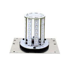 Sinalizador-LED-Verde-1224V-54-LEDs-Sem-Cupula-AL611---Autopoli