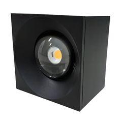Spot-Sobrepor-LED-Quadrado-12W-3000K-Bivolt-Delis-foto1