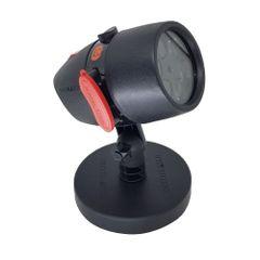 Projetor-Laser-7-5W-de-Slide-Bivolt-Estrutura-Preta-Com-Controle-DECORLASER-foto1