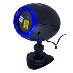 Projetor-Laser-12W-Star-Bivolt-Estrutura-Preta-Com-Controle-DECORLASER-foto1